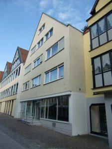 Energiebedarfsausweis für die Verkaufsfläche im EG eines Wohn- und Geschäftsgebäudes