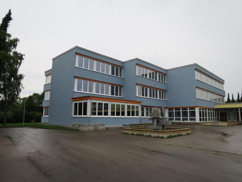 Energieberatung Sanierung Realschule Giengen - Ingenieurbüro Sattler - Energieberater