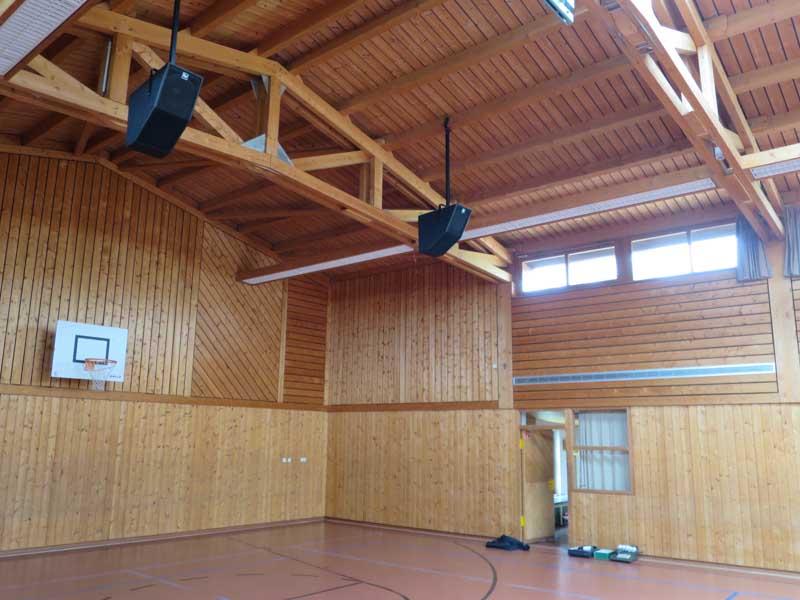Energieberatung Sporthalle - Ingenieurbüro Sattler - Energieberater