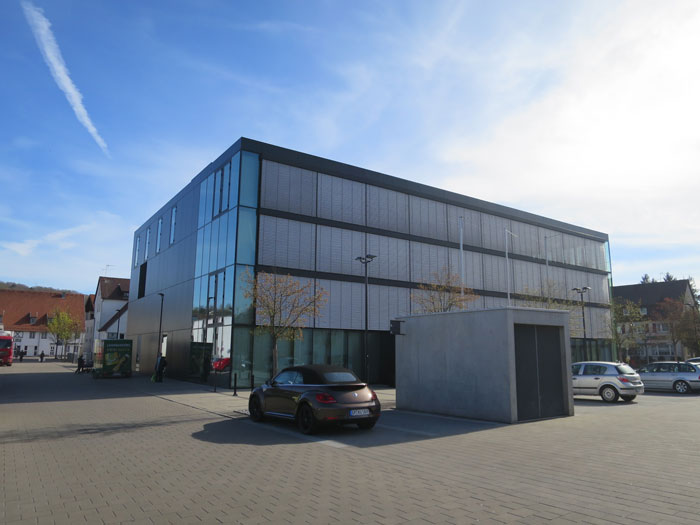 Stadt Uhingen - Uditorium - Ingenieurbüro Sattler - Energiemanagement