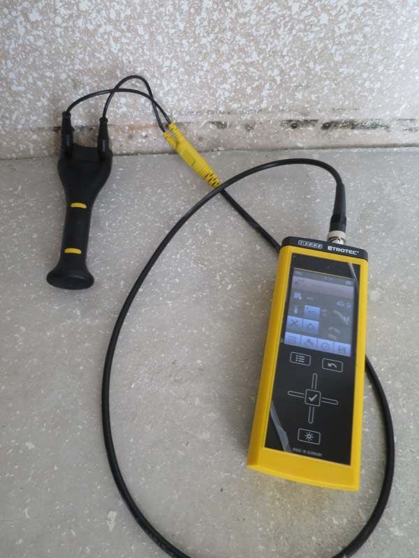 Feuchtigkeitsmessung - Ingenieurbüro Sattler - Bausachverständiger