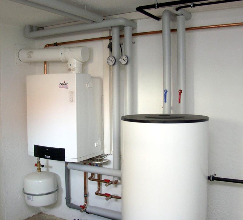 modernisierte Heizungsanlage - Ingenieurbüro Sattler - Energieberater
