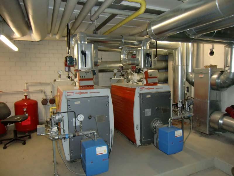 Kesselanlage - Ingenieurbüro Sattler - Energieberater