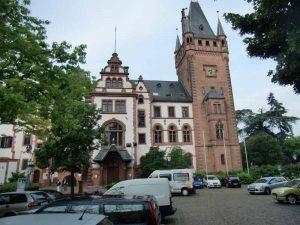 Rathaus Weinheim - kommunales Energiemanagement Referenz