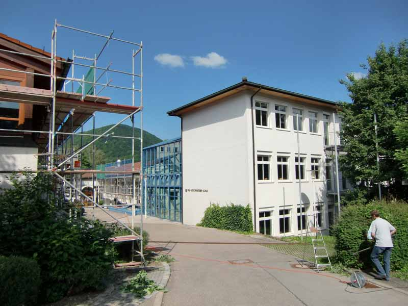 Paul-Kerschensteiner-Schule Bad-Überkingen Energiemanagement