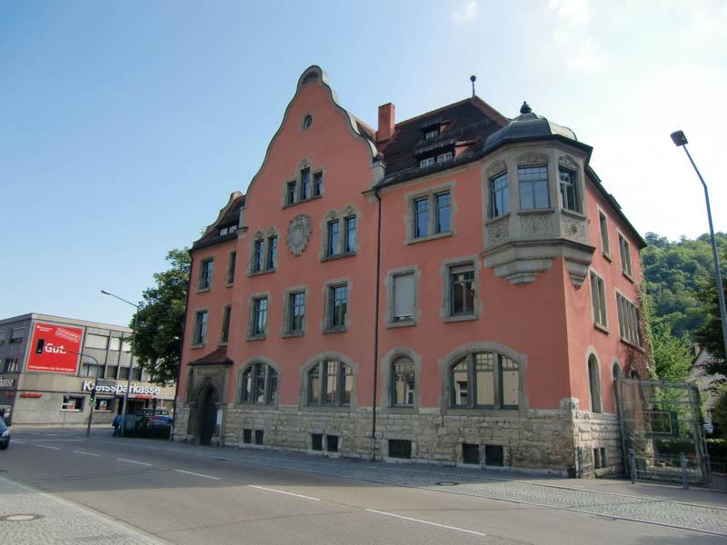 Vermessungsamt Geislingen - Ingenieurbüro Sattler - Energiemanagement