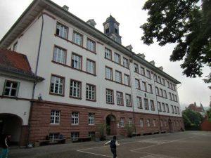Friedrichschule Weinheim - kommunales Energiemanagement Referenz