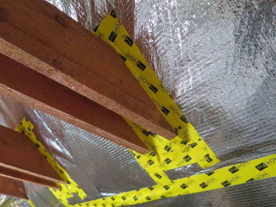 Privatgutachten. Beurteilung der Abdichtungsebene im Dach im Zuge eines Umbaus
